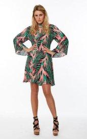 medium_Tropical_Short_Dress_-_Front_Shot_-_Model